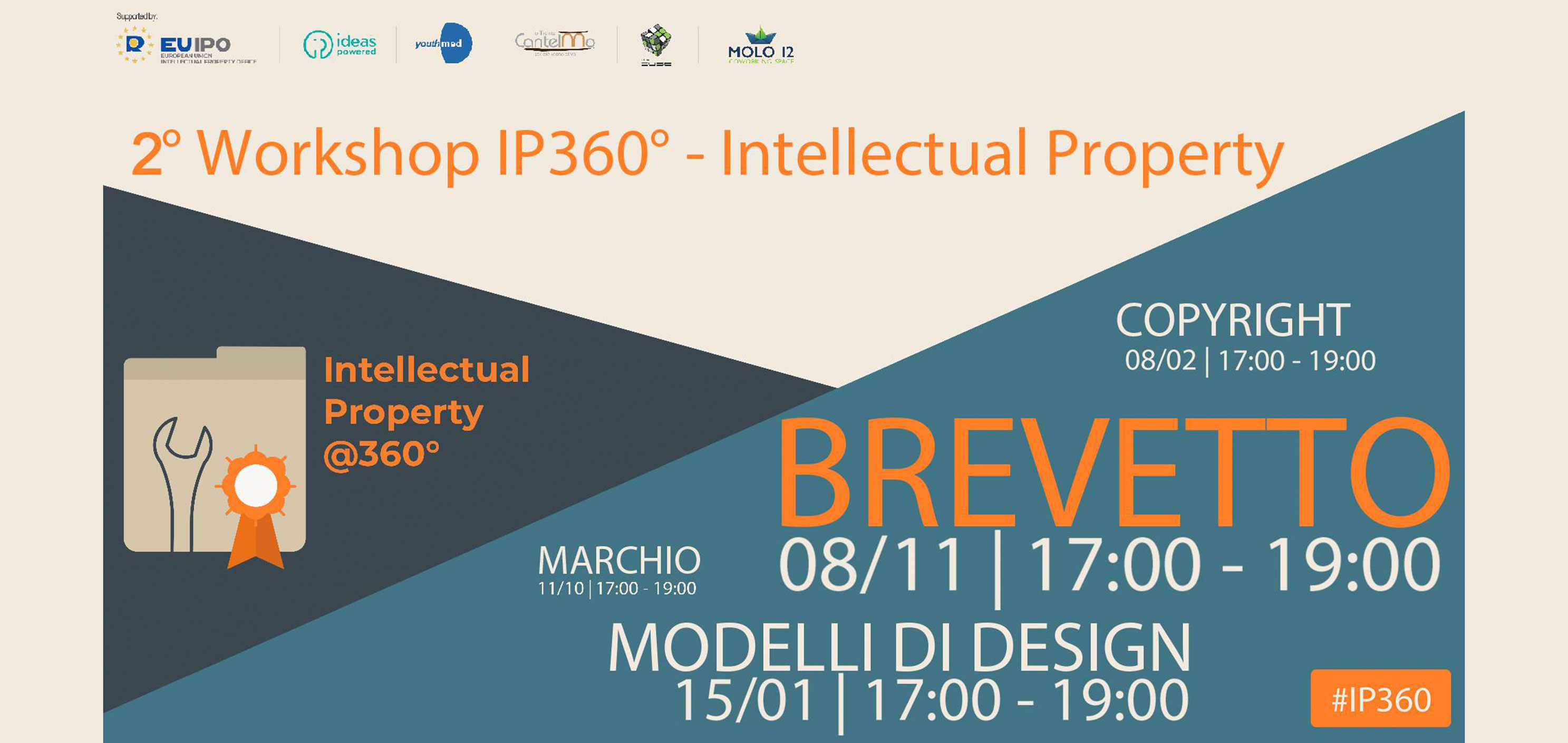 Workshop IP360 Intellectual Property